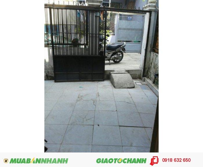 Bán nhà giá 1.65 tỷ, đường Phan Huy Ích, P.14 Q.Gò Vấp