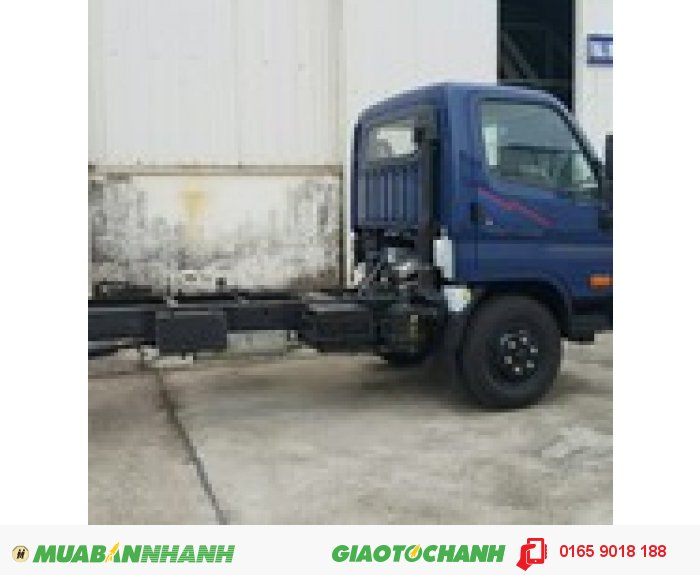 Hyundai HD700 sản xuất năm  Số tay (số sàn) Xe tải động cơ Dầu diesel
