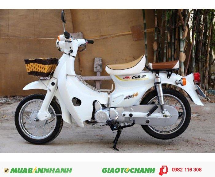 Bán Xe Honda Cub Lun Châu Âu, Có Đề Mới Leng Keng