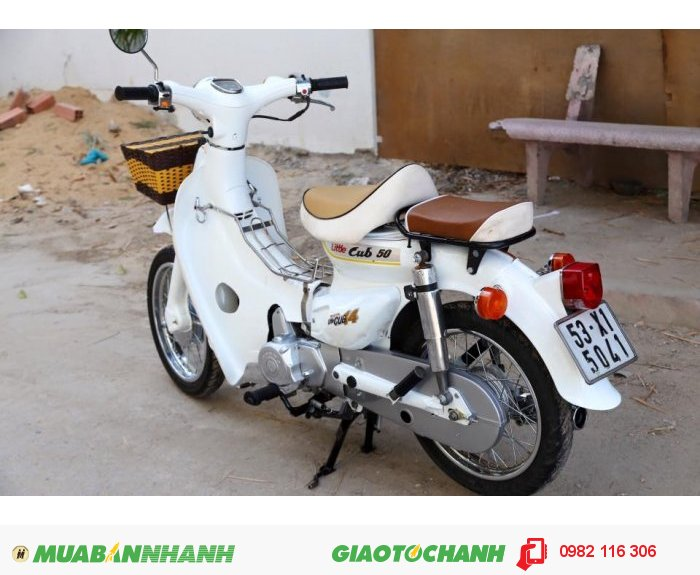 Bán Xe Honda Cub Lun Châu Âu, Có Đề Mới Leng Keng 1
