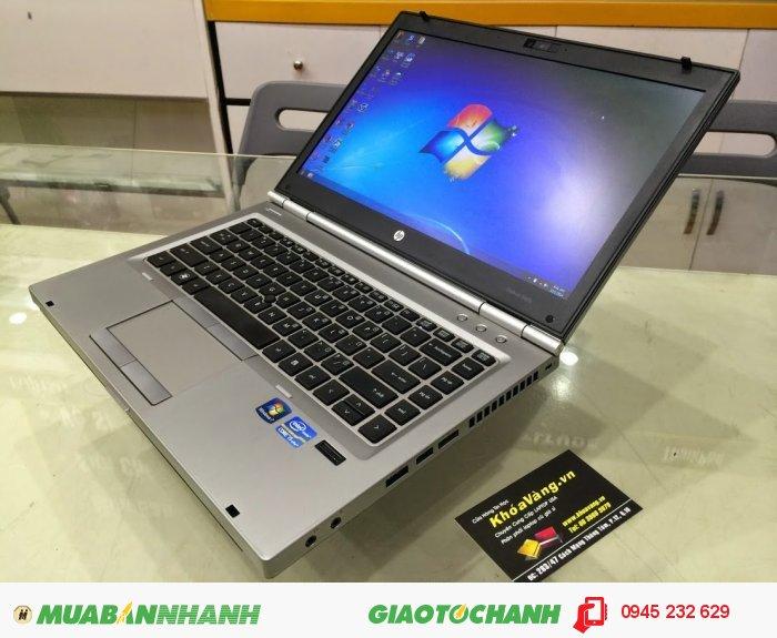 HP 8460p ram 4G Core i7 2620m 2 7ghz card rời amd 6470m HD+ Đã qua