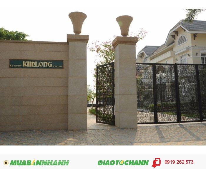 Cần chuyển nhượng lại căn biệt thự Kim Long ngay Phú Mỹ Hưng