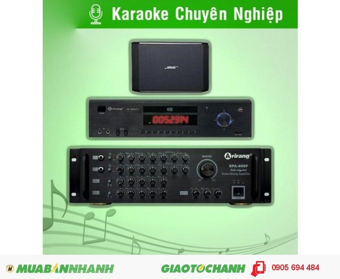 Dàn Karaoke Chuyên Nghiệp Gía Cực Sốc