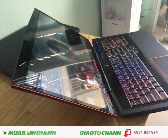 Laptop Dell Alienware M17XR4, Chuyên Gaming, Đồ Họa 3D, Dựng Phim, Giá