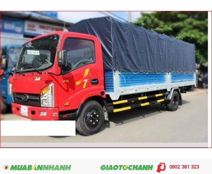 Xe tải VT340S 3,5 tấn thùng dài 6m2
