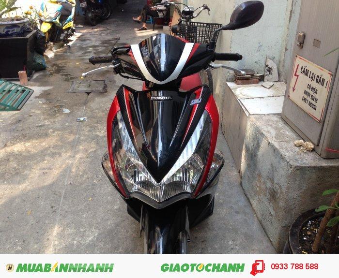 Honda AirBlade 110 Fi Sport Đỏ đen,xe đẹp 95%,BSTP chính chủ