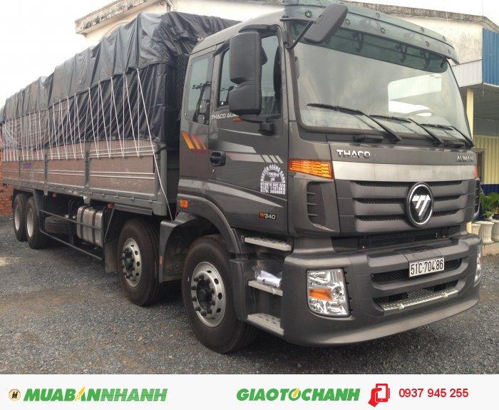 Xe tải thaco auman 3 chân 4 chân 5 chân chất lượng, giá cả cạnh tranh 0