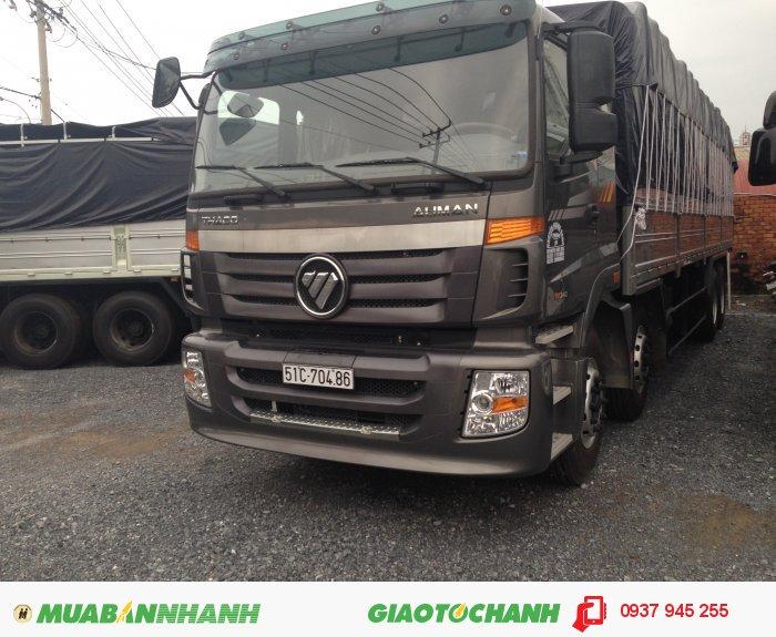 Xe tải thaco auman 3 chân 4 chân 5 chân chất lượng, giá cả cạnh tranh 1