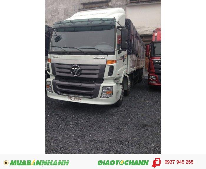 Xe tải thaco auman 3 chân 4 chân 5 chân chất lượng, giá cả cạnh tranh 2