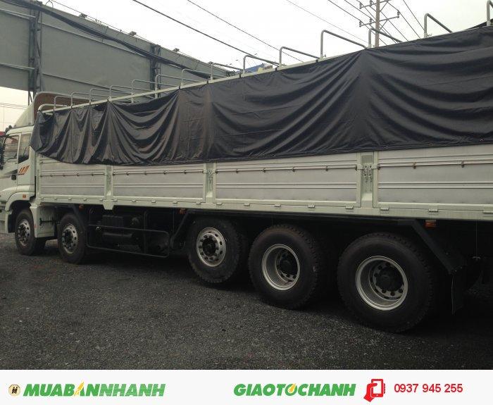 Xe tải thaco auman 3 chân 4 chân 5 chân chất lượng, giá cả cạnh tranh 3