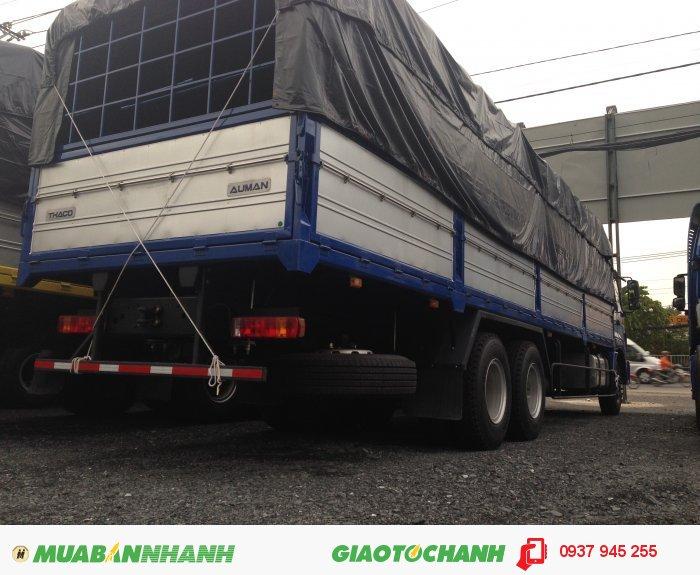 Xe tải thaco auman 3 chân 4 chân 5 chân chất lượng, giá cả cạnh tranh 4