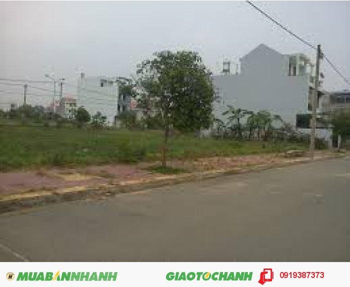 Bán đất khu dân cư tái định cư quạn 5, (5mx16m) , Bình Hưng Hòa B, Bình Tân