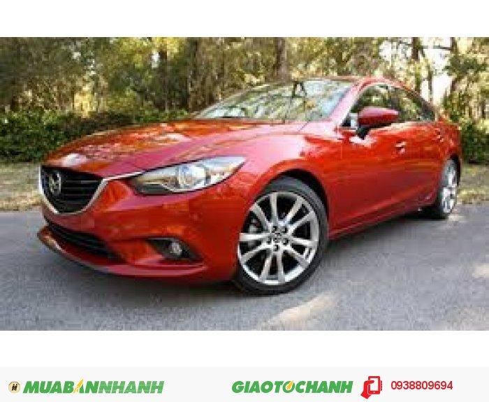Mazda 6 sản xuất năm 2017 Số tự động Động cơ Xăng