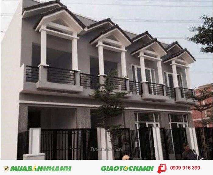 Nhà mới 2 tầng dtsd 85m2, giá 900 triệu/ căn 2 phòng ngủ