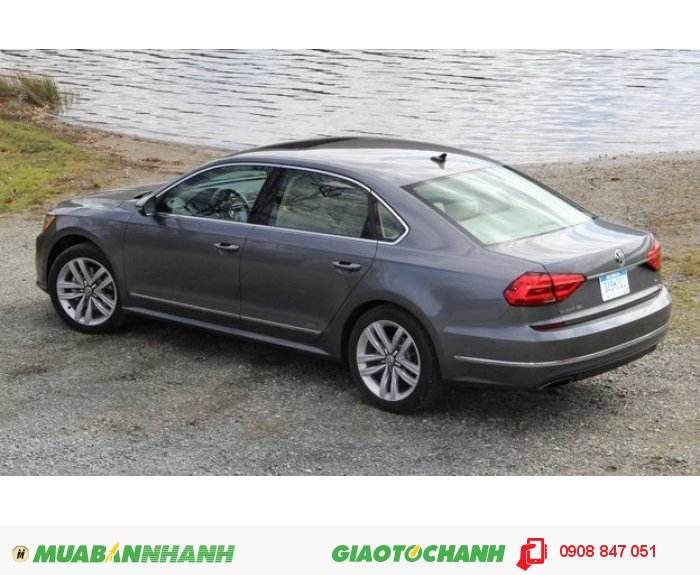 Bán xe Volkswagen Passat = Audi A6 nhập khẩu Đức. 0