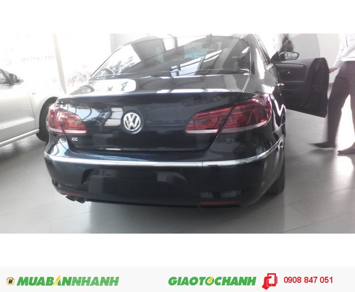 Bán xe Volkswagen Passat = Audi A6 nhập khẩu Đức. 3
