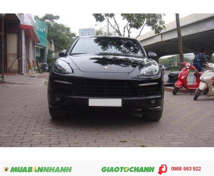 Porsche Cayenne sản xuất năm 2011 Số tự động Động cơ Xăng