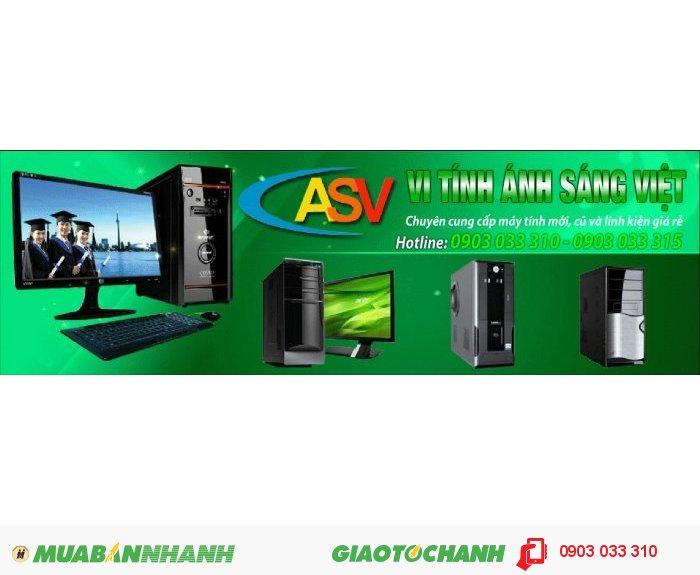 **10 thùng máy Asus G41 ddr3 + Cpu core 2 E8500 giá tốt**2