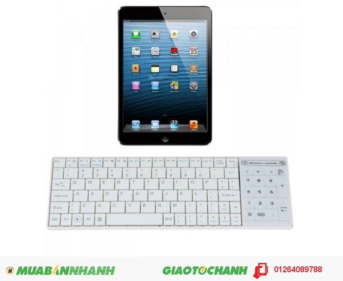 Tích hợp với các loại Ipad, thiết bị kết nối bluetooth, điện thoại hệ điều hành IOS, Android, Windows,...
