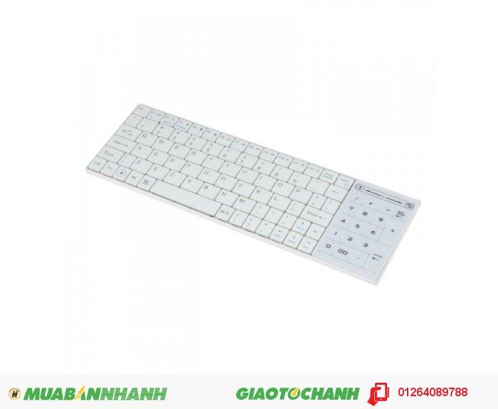Mang đầy đủ chức năng như các bàn phím thông thường