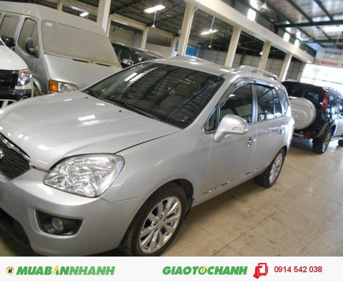 Kia Carens sản xuất năm 2011 Số tự động Động cơ Xăng