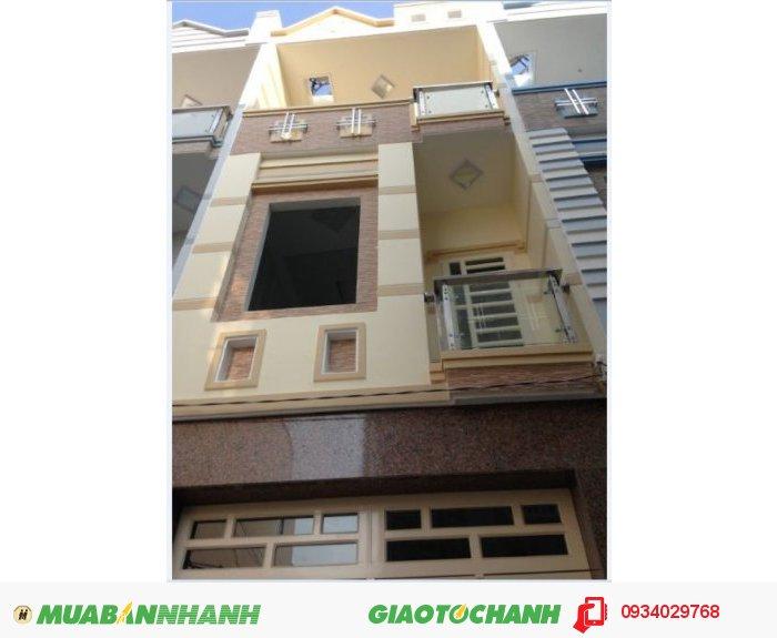 Bán gấp nhà mới tại Đường An Dương Vương, P.16, Q.8 diện tích 42m2 1 trệt 2 lầu giá 1.82 Tỷ