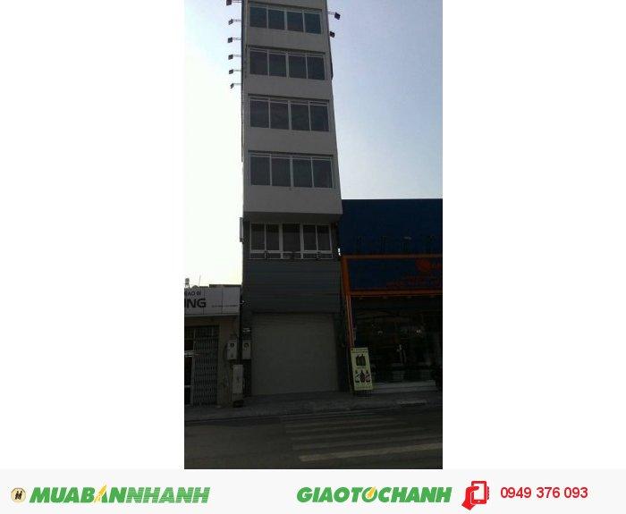 Nhà mặt tiền,Đường: Lũy Bán Bích, P. Hòa Thạnh, Q. Tân Phú.