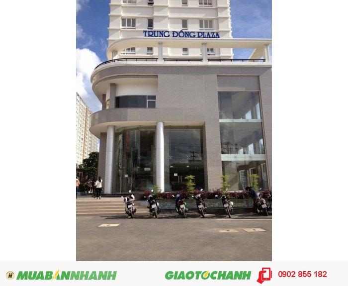 Cho thuê căn hộ chung cư Trung Đông Plaza, Q. Tân Phú