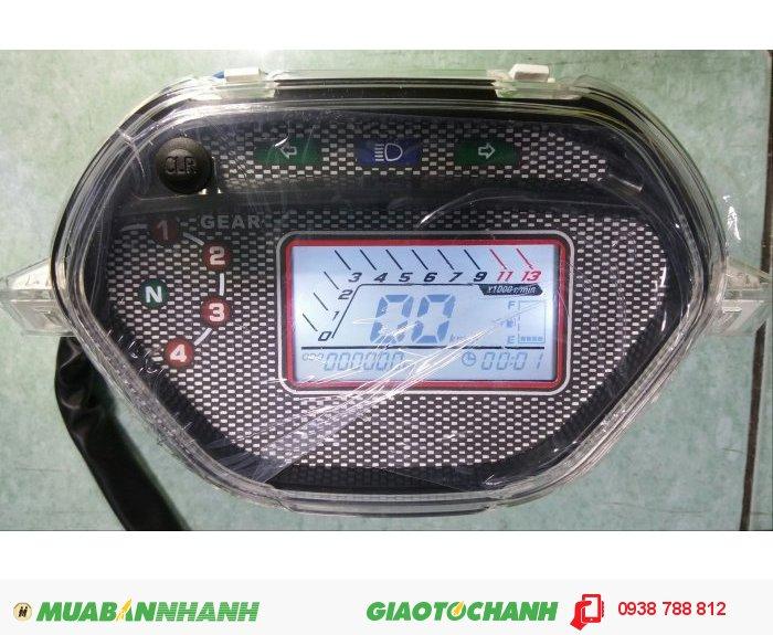 Đồng hồ điện tử LCD cho Wave