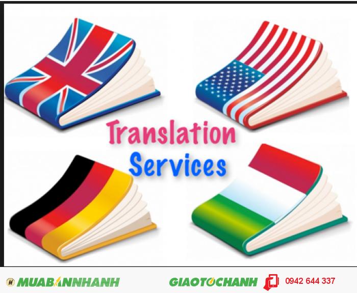 Công ty Dịch tiếng Đức chuẩn nhất, uy tín nhất chỉ từ 40.000VND