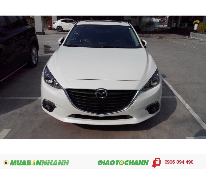 Mazda 3 sản xuất năm 2017 Số tự động Động cơ Xăng