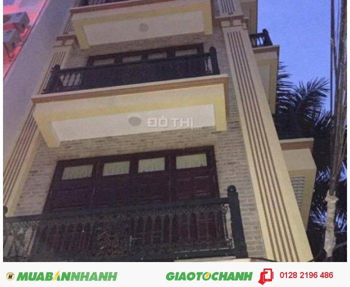 Cho thuê nhà mặt phố Trần Đăng Ninh, 70m2 x 5 tầng, 30tr/tháng(thương lượng)