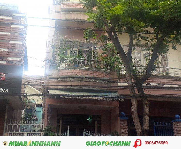 Bán nhà đường Lý Tự Trọng, Thanh Bình, Hải Châu,Đà Nẵng.