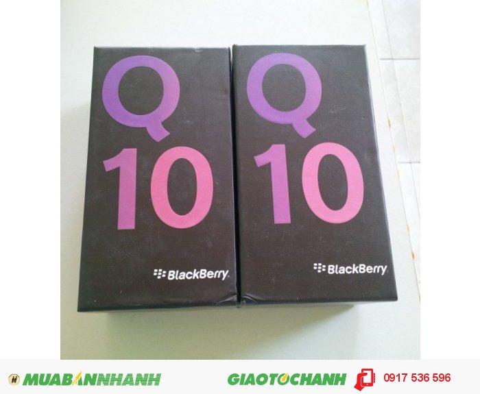BlackBerry Q10 like new 99%, nguyên zin0