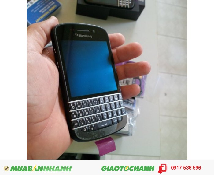 BlackBerry Q10 like new 99%, nguyên zin3