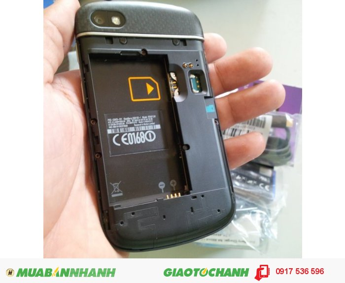 BlackBerry Q10 like new 99%, nguyên zin4