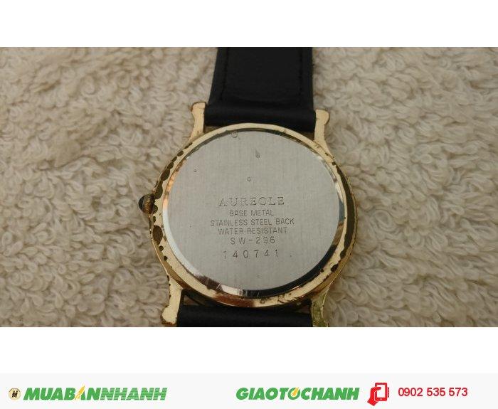 Đồng hồ Quartz Thụy Sĩ3