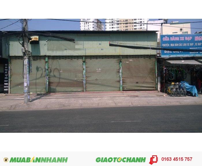 Cho thuê gấp nhà MT Thoại Ngọc Hầu, Tân Phú, DT 20x12m