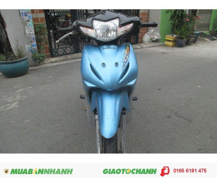 Xe Honda Wave RS 110cc, màu xanh - bạc Mới 100%, giá: 12 300 000đ, gọi: 03  5618 1475, Quận Tân Phú - Hồ Chí Minh, id-36780400