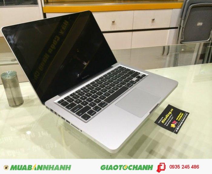 Macbook Pro 2012 13.3 inch MD101 | Màn hình: 13.3-inch (diagonal) LED-backlit ; độ phân giải: 1280 x 80