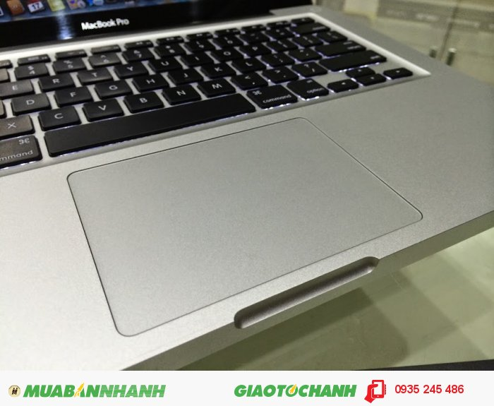Macbook Pro 2012 13.3 inch MD101 | CPU: Core i5 IVY 3210 2.5GHz  ( Turbo Boost up to 3.1GHz) với 4MB L3 cache