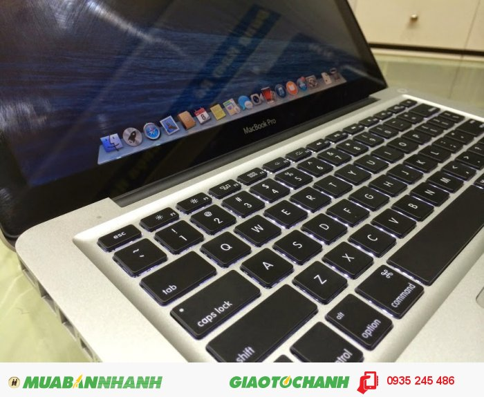 Macbook Pro 2012 13.3 inch MD101 | Ổ cứng: 500GB sata3 6g/s