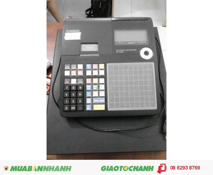Thanh Lý Máy Tính Tiền Casio SE C3001