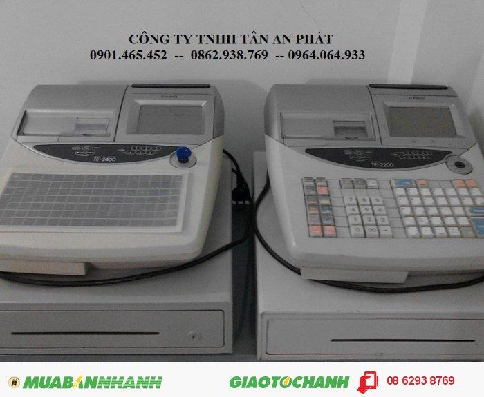 Thanh Lý Máy Tính Tiền Casio SE C3003