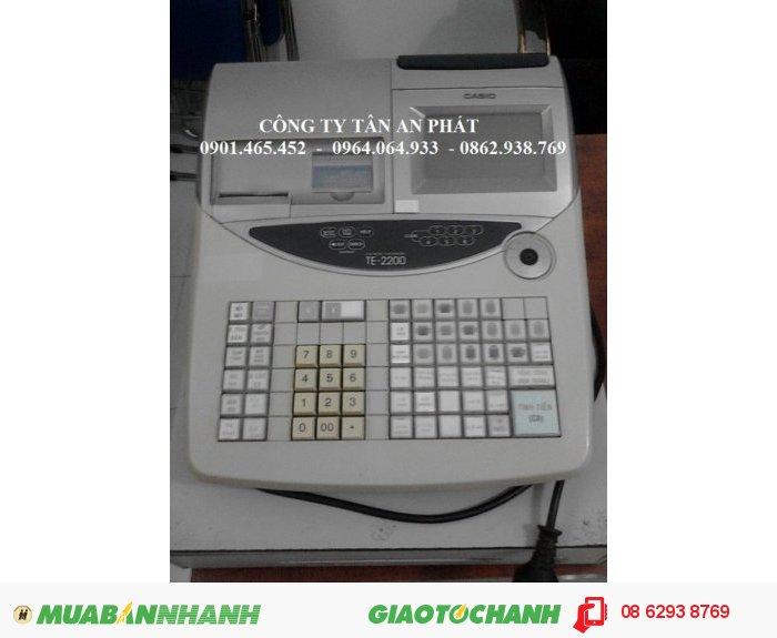 Thanh Lý Máy Tính Tiền Casio SE C3004