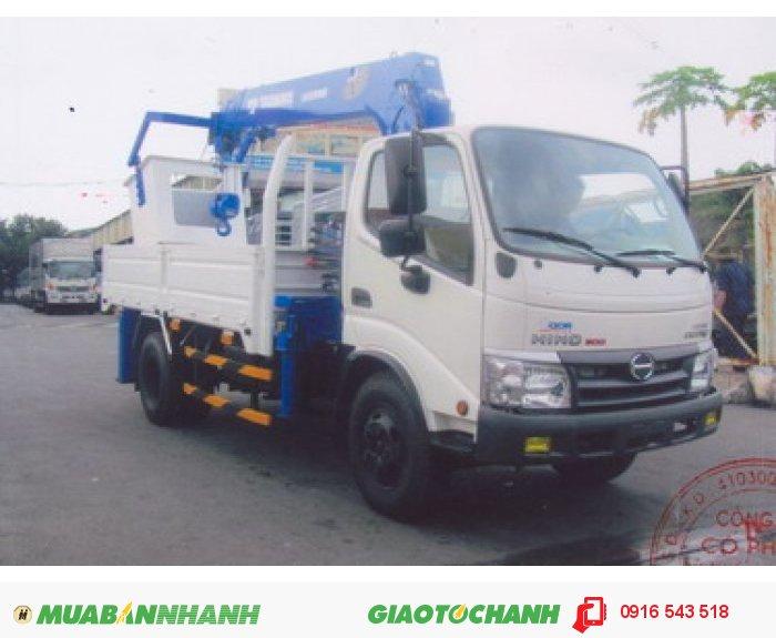 Chuyên cung cấp xe ô tô Hino gác cẩu, xe nhập duy nhất chỉ có tại Ô Tô Miền Nam 0