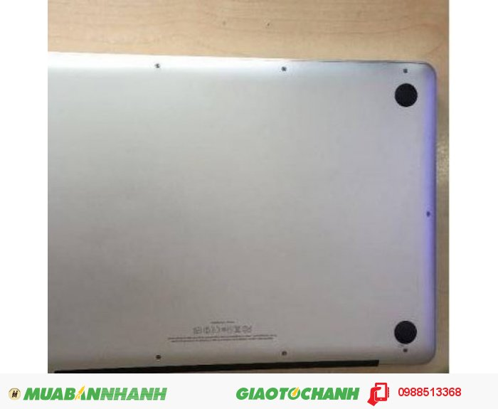 Nhanh tay sở hữu Macbook pro 2011 MC700LL/A core i5 chính hãng