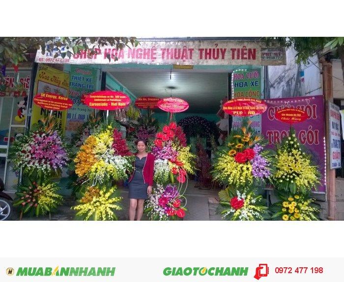 Shop hoa nghệ thuật Thủy Tiên  Địa chỉ: 177a  Lê Lai - Phường Đông Sơn –Thành phố Thanh Hóa.   Email:shophoathanhhoa@gmail.com0