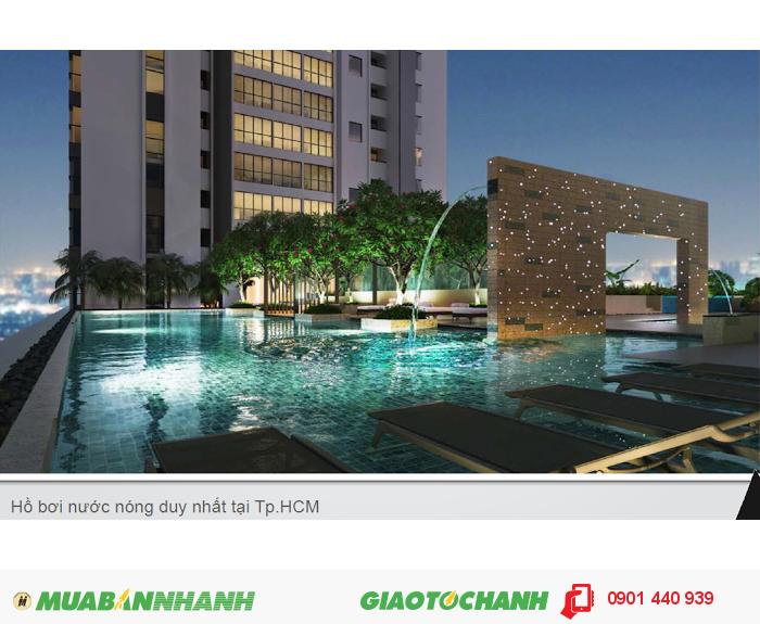 Bán lỗ căn hộ cao cấp Tâm Xanh Thảo Điền Quận 2 chỉ 2,55 tỷ bao VAT 2PN DT 72m2