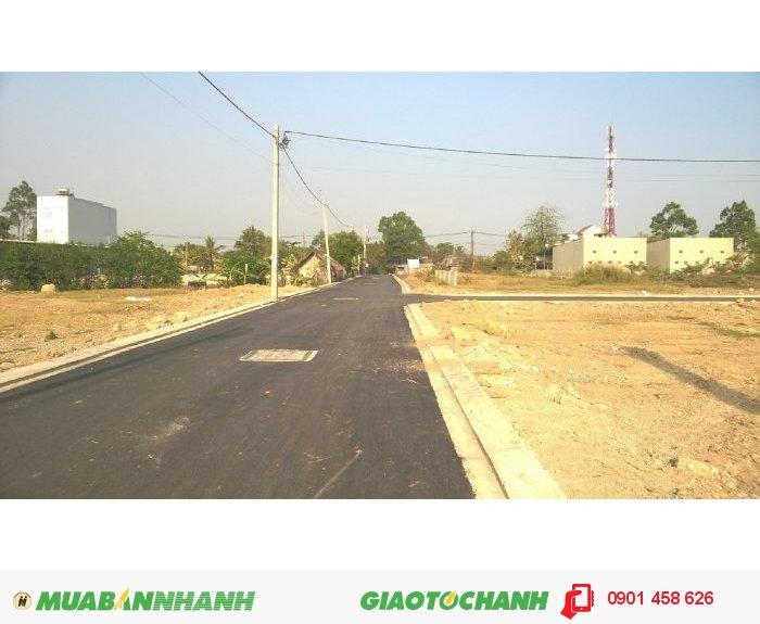 Đất SHR, ngay Cầu Gò Công, MT đường Nguyễn Xiển, Q9.